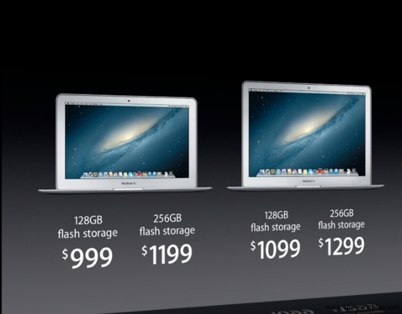 Apple Macbook Air 2013 Details