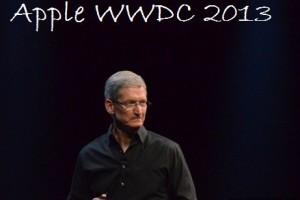 Apple WWDC 2013 Event Highlights – Mac OS X Mavericks, Mac Air, iOS 7