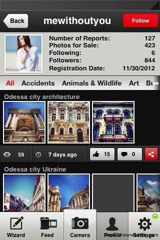 Clashot Photographer Profile