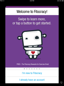 Fitocracy Fitness App for iPhone, iPod Touch & iPad [Free iOS App Review]
