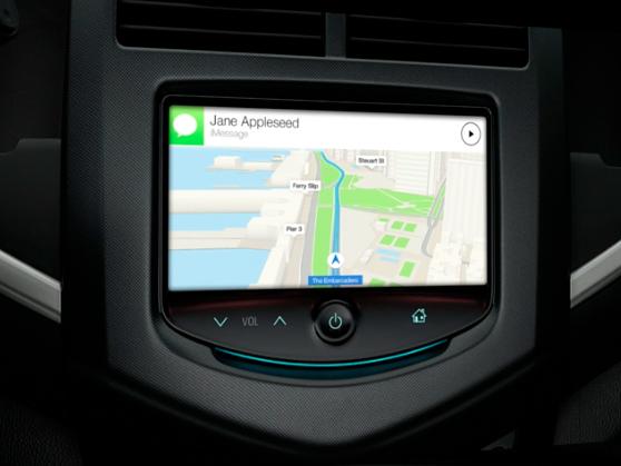 iOS in the Car Siri