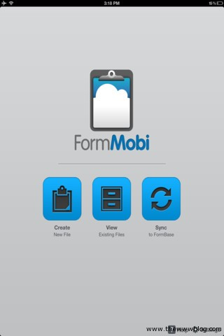 FormMobi iPhone