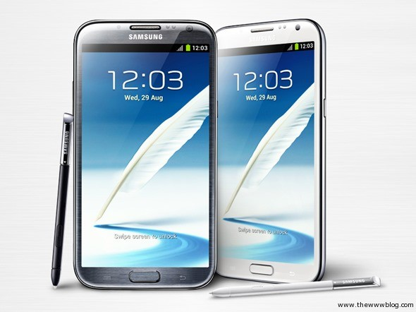 Galaxy Note Devices