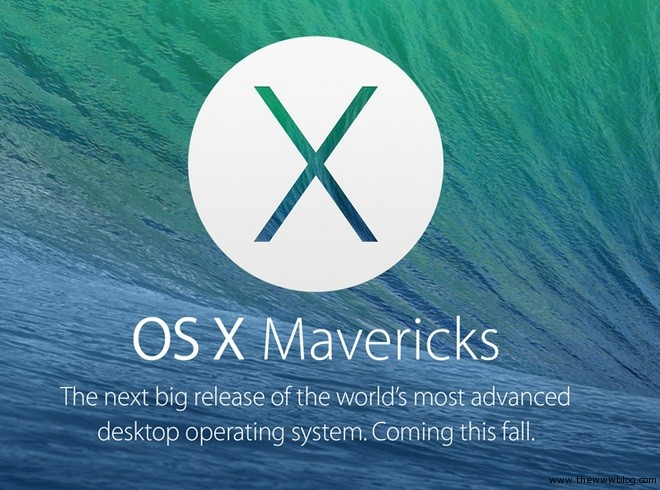 Download Mac OS X 10.9 Mavericks DP1 – Download Links, Features