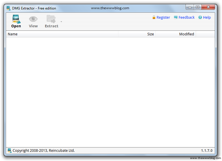 DMG Extractor Software Windows