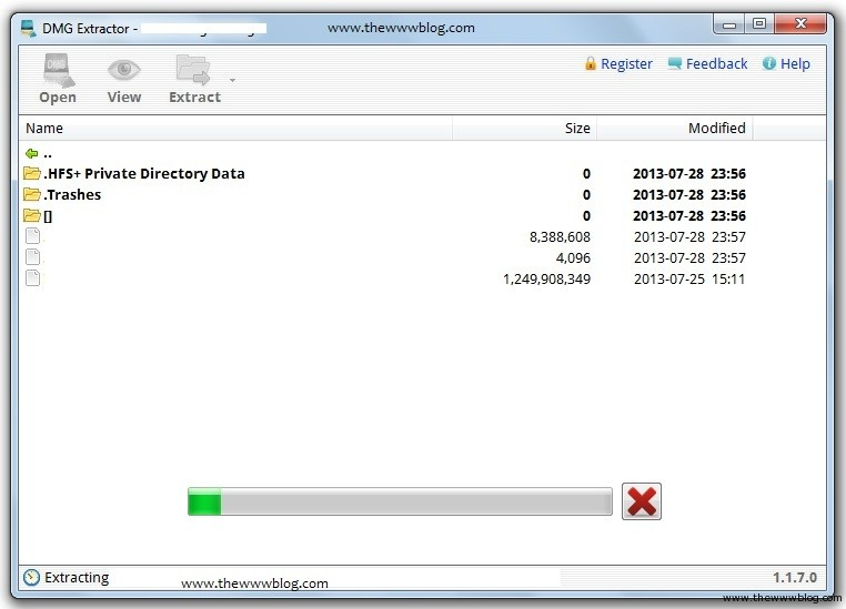 Dmg Extractor For Windows 8.1