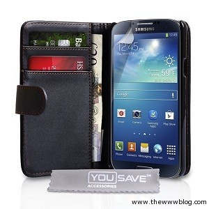 Yousave Galaxy S4 Wallet Cover