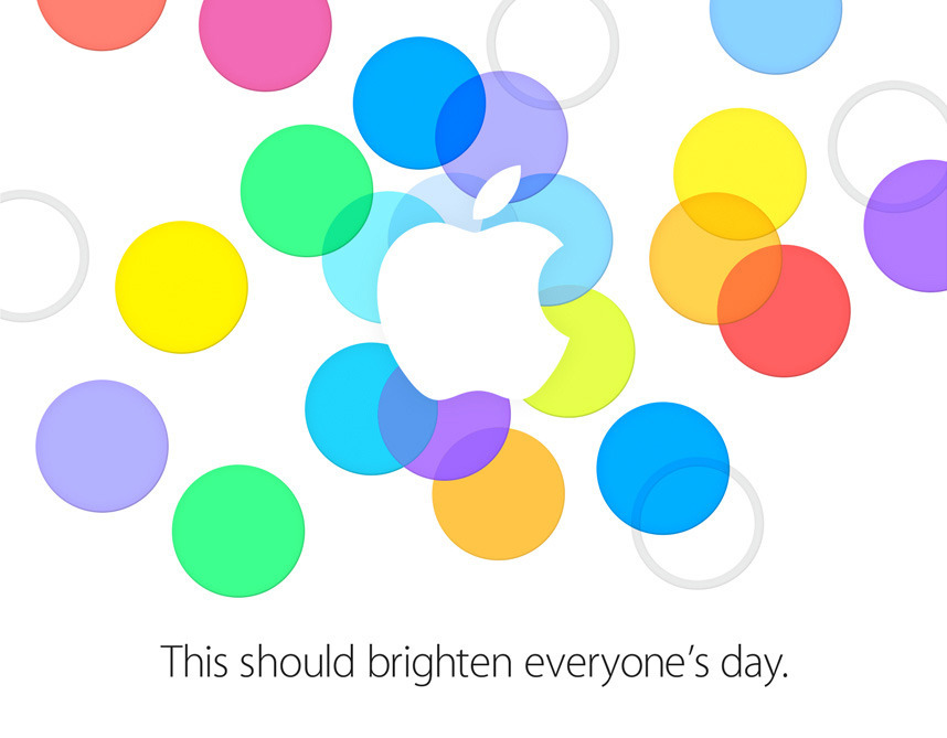 Apple iPhone 5S & iPhone 5C Announcement on September 10th – Invites Sent
