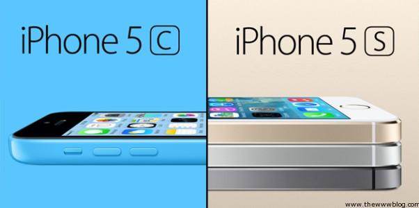 iPhone 5C & 5S
