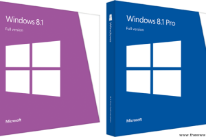 Windows 8.1 Full Version Features, Retail Packaging Price Details
