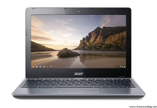 Acer C720 Chromebook Unveiled – Specifications & Pricing in US, India