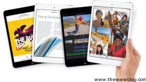 Apple iPad Mini 2 (2013) with Retina Display, A7 Chipset – Specifications & Pricing