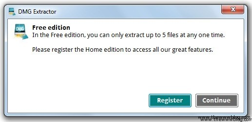 Extract DMG Files on Windows PC – DMG Extractor for Windows