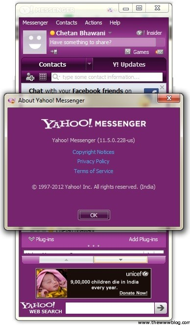 Download Yahoo Messenger for Windows & Mac – Features, Plugins to Install