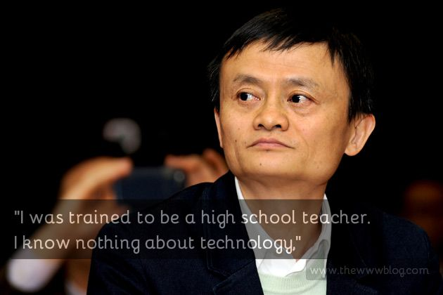 Jack Ma (Founder of Alibaba). Photograph by Liang Zhen/AP Photo