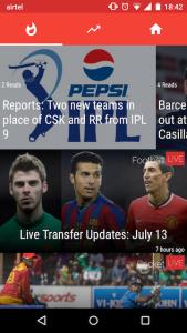 Sportskeeda Android App 2
