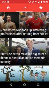 Sportskeeda Android App 3