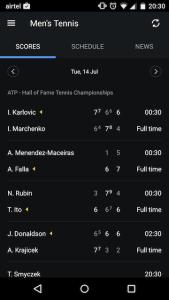 Yahoo Sports Android App 3
